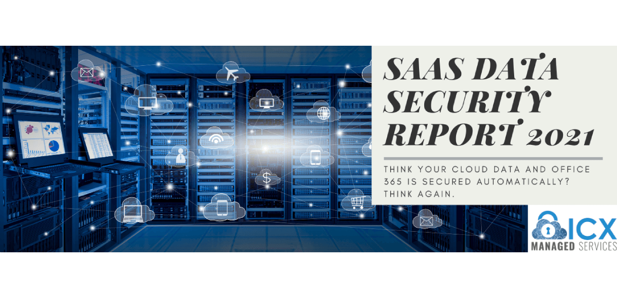 SaaS Data Security Report 2021